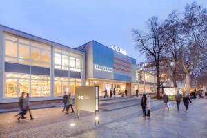 C/O Berlin Amerikahaus; (c) David Becker