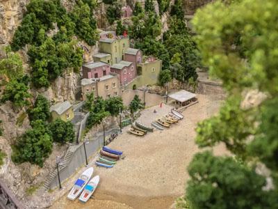 Bella Italia in Miniatur. Foto: Miniatur Wunderland.